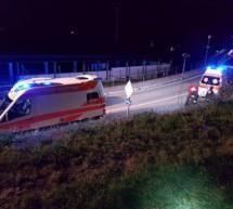 Unfall in St. Leonhard