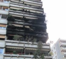 Wohnungsbrand in Bozen