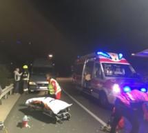 Frau stürzt in Naifbach