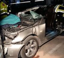 Toter bei Unfall in Bozen