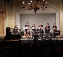 Junge Jazzmusiker
