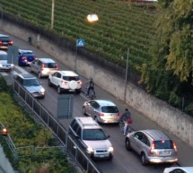 """Gries erstickt im Verkehr"""