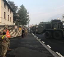 Verkehrschaos in Bozen