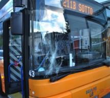 Linienbus erfasst Schülerin