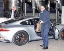Zellers Porsche