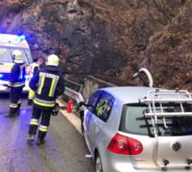 Unfall auf Jenesiener Straße