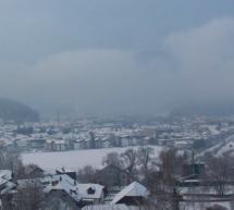 Es schneit (ein bisschen)