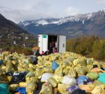 600 Tonnen Kleider