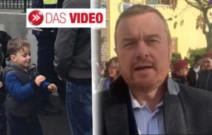 """""""Der Widerstand wirkt"""""""
