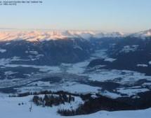 So friert Südtirol