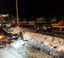 Crash in Innichen