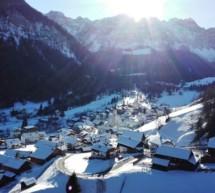 Das Bergsteigerdorf
