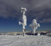 Minus 24 Grad in Südtirol