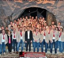 WM-Teilnehmer im Felsenkeller