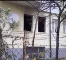Mann stirbt bei Wohnungsbrand