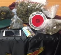 Marihuana im Zug