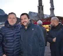 Strache & Salvini in Südtirol
