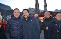 Glühwein mit Salvini