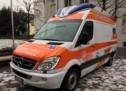 Crash in Bozen