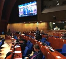 Kronbichler im Europarat
