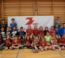 Die Badminton-Kids