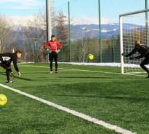 FCS nimmt Training auf