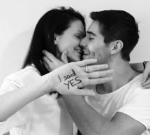Anton Bernard ist verlobt