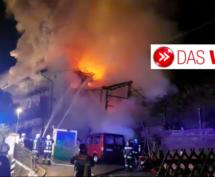 Großbrand in Missian