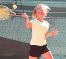 Starker Tennisnachwuchs