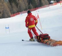 Skifahrer reanimiert