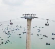 Die längste Seilbahn der Welt