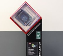 Gestohlener Defibrillator aufgetaucht