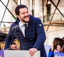 Salvini in Bozen