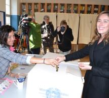 Die Wahlbeteiligung