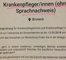 """""""Mit Füßen getreten"""""""