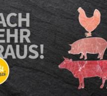 Die Fleisch-Kampagne