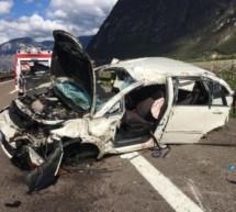 Unfälle auf der A22