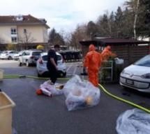 Chemieeinsatz in Brixen