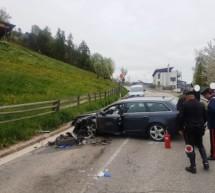 Schwerer Crash