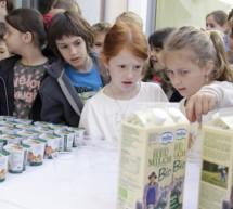 Das Schulmilchprojekt