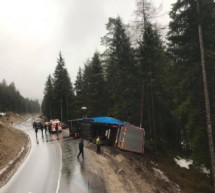 Unfall in Toblach