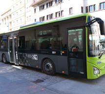 Überfüllte Busse