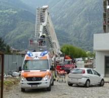 Arbeitsunfall in Bruneck