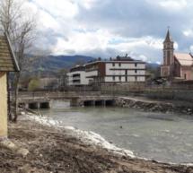Hochwasserschutz in Brixen
