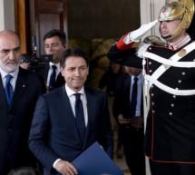 Conte tritt zurück