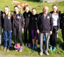 Die Berglauf-Italienmeisterinnen