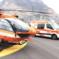Unfall in Montan