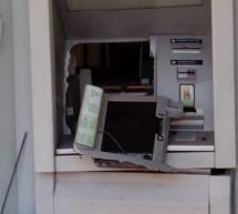 Bankomat gesprengt
