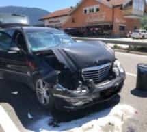 Crash in Schabs
