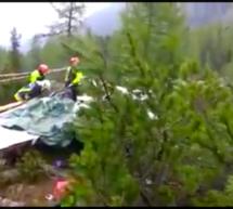Tödlicher Flugzeugabsturz